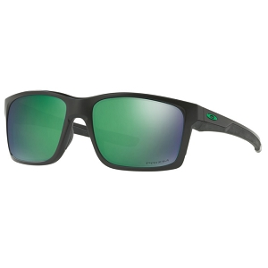 Oakley Mainlink Matte Black / Prizm Jade Polarized