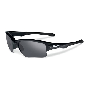 Oakley Quarter Jacket Polished Black / Black Iridium