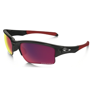 Oakley Quarter Jacket Polished Black / Prizm Road