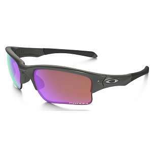 Oakley Quarter Jacket Steel / Prizm Golf