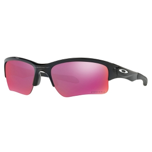 Oakley Quarter Jacket Polished Black / Prizm Field