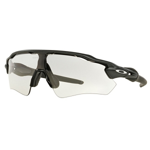 Oakley Radar EV Path Steel / Clear Black Iridium Photochromic