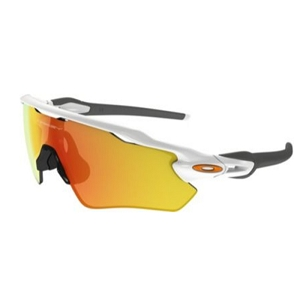 Oakley Radar EV Path Polished White / Fire Iridium