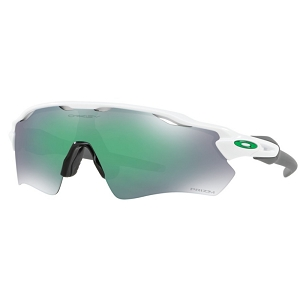 Oakley Radar EV Path Polished White / Prizm Jade