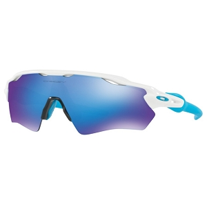 Oakley Radar EV XS Path (Youth Fit) Polished White / Sapphire Iridium