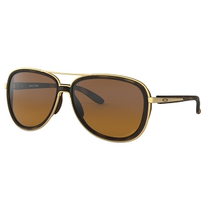 Oakley Split Time Brown Tortoise / Brown Gradient Polarized