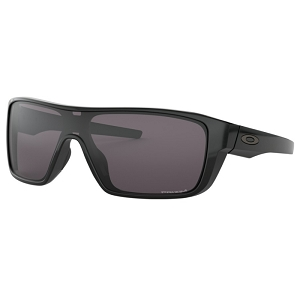 Oakley Straightback Polished Black / Prizm Grey