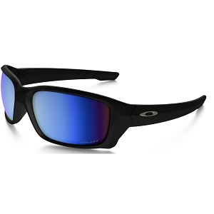 Oakley Straightlink Matte Black / Prizm Deep Water Polarized