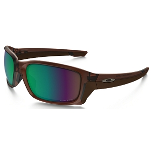 Oakley Straightlink Matte Rootbeer / Prizm Shallow Water Polarized