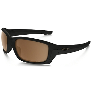 Oakley Straightlink Matte Black / Prizm Tungsten Polarized