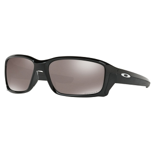 Oakley Straightlink Polished Black / Prizm Black Polarized