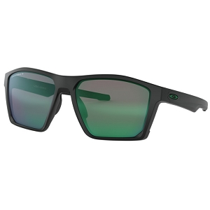 Oakley Targetline Matte Black / Prizm Jade Polarized