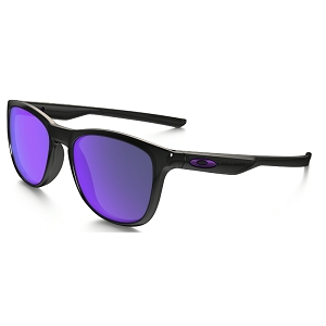 Oakley Trillbe X Black Ink / Violet Iridium Polarized