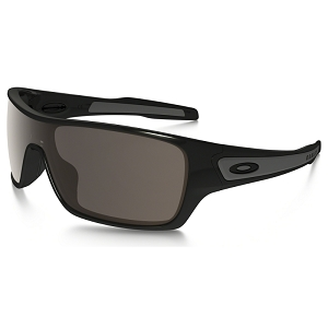 Oakley Turbine Rotor Polished Black / Warm Grey