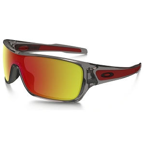 Oakley Turbine Rotor Grey Ink / Ruby Iridium