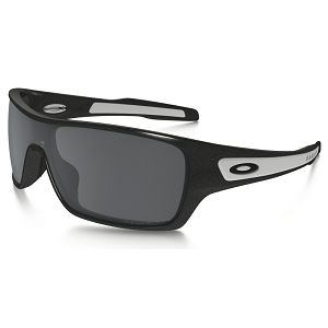 Oakley Turbine Rotor Granite / Black Iridium Polarized