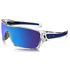 Oakley Turbine Rotor Polished Clear / Sapphire Iridium