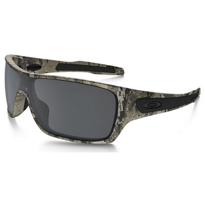 Oakley Turbine Rotor Standard Issue Desolve Bare Camo / Black Iridium
