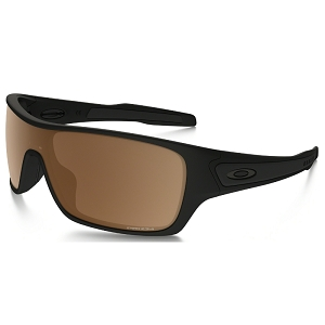 Oakley Turbine Rotor Matte Black / Prizm Tungsten Polarized