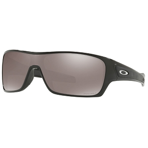 Oakley Turbine Rotor Polished Black / Prizm Black Polarized