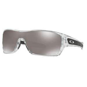 Oakley Turbine Rotor Polished Clear / Prizm Black Polarized
