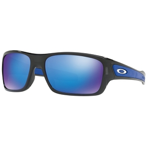Oakley Turbine XS (Youth Fit) Black Ink / Sapphire Iridium