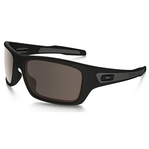Oakley Turbine Matte Black / Warm Grey