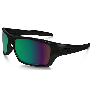 Oakley Turbine Polished Black / Prizm Shallow Water Polarized