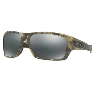 Oakley Turbine Standard Issue Desolve Bare Camo / Black Iridium