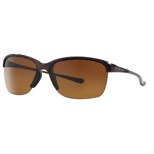 Oakley Unstoppable Raspberry Spritzer / Brown Gradient Polarized