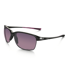 Oakley Unstoppable Smokey O Collection Polished Black / Rose Gradient Polarized
