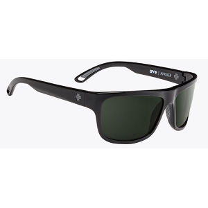 Spy Angler Black / Happy Grey Green Polarized