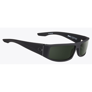 Spy Cooper Soft Matte Black / Happy Grey Green
