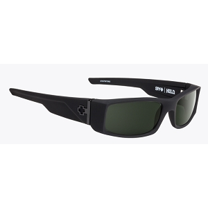 Spy Hielo Soft Matte Black / Happy Grey Green