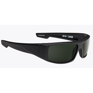 Spy Logan Soft Matte Black / Happy Grey Green