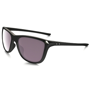 Oakley Reverie Polished Black / Prizm Daily Polarized