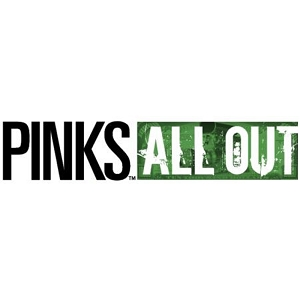 PINKS All Out Sticker