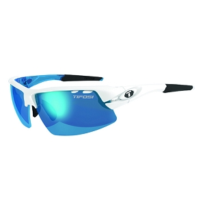 Tifosi Crit Skycloud / Clarion Blue, AC Red, Clear