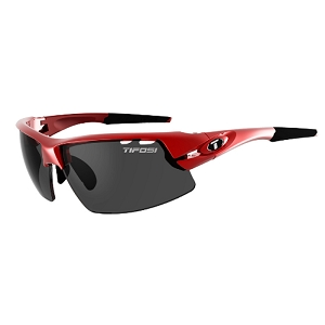 Tifosi Crit Metallic Red / Smoke, GT, EC