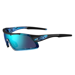 Tifosi Davos Crystal Blue / Clarion Blue, AC Red, Clear
