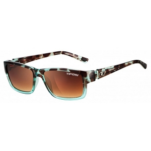 Tifosi Hagen Blue Tortoise / Brown Polarized