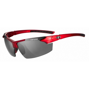 Tifosi Jet FC Metallic Red / Smoke