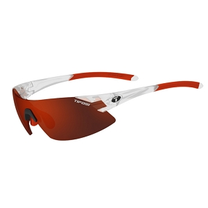 Tifosi Podium XC Matte Crystal / Clarion Red, AC Red, Clear