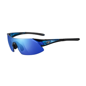 Tifosi Podium XC Crystal Blue / Clarion Blue, AC Red, Clear