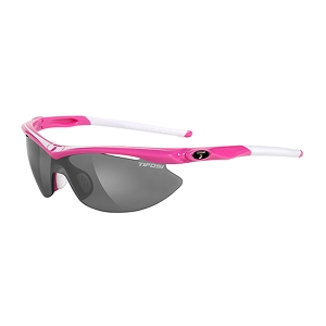 Tifosi Slip Neon Pink / Smoke, AC Red, Clear