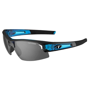 Tifosi Synapse Crystal Blue / Smoke, AC Red, Clear