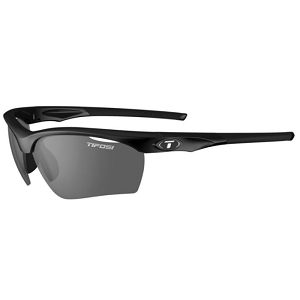 Tifosi Vero Gloss Black / Smoke Polarized