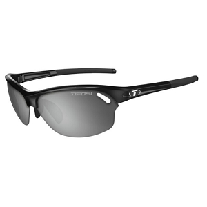 Tifosi Wasp Gloss Black / Smoke, AC Red, Clear