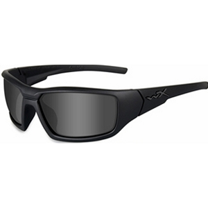 Wiley X Censor Black Ops Matte Black / Grey Polarized