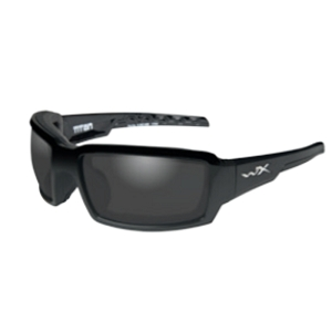 Wiley X Titan Gloss Black / Polarized Grey